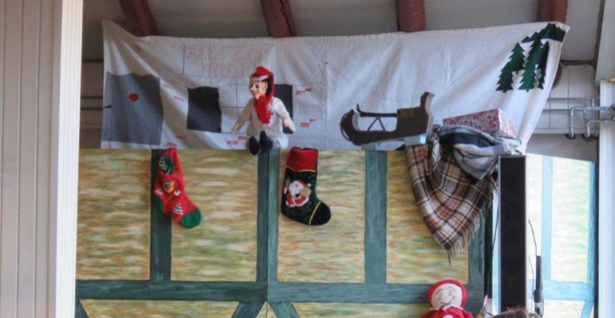 Jule dukketeater