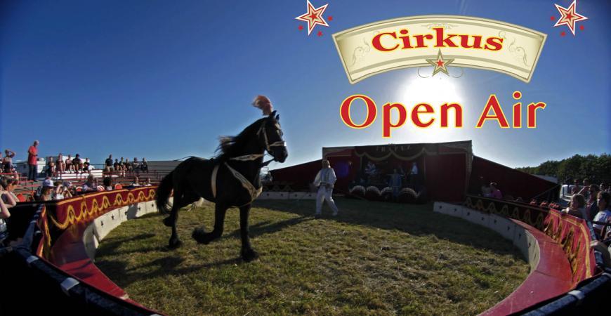 Cirkus Trapez, Open Air i Madsby Legepark