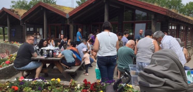 familiedag inuit brobygning i fællesskab